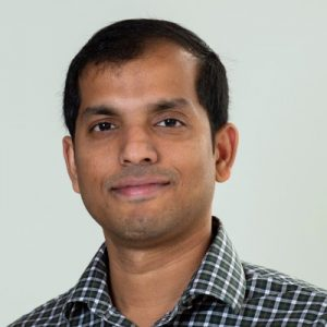 Sadeesh Ramakrishnan, PhD